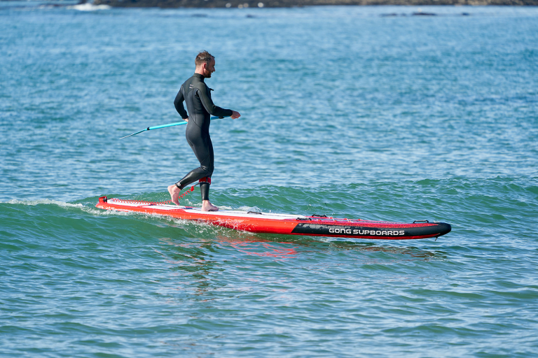 GONG SUP INFLATABLE 12'6 COUINE MARIE RACE M 2019