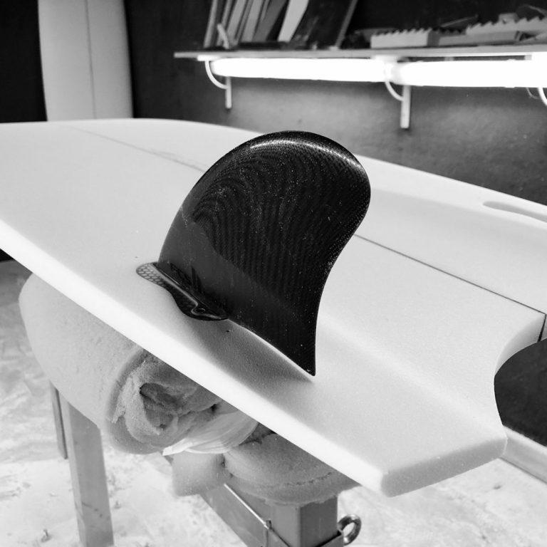 GONG SURF 5'3 MATATA SIMONE PU GREEN MOON