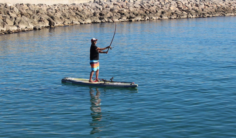 GONG SUP INFLATABLE 12'6 COUINE MARIE FISHING 2019