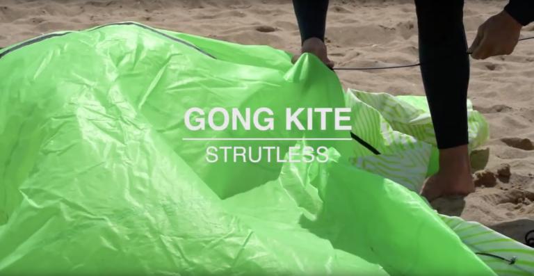 GONG KITE STRUTLESS V3