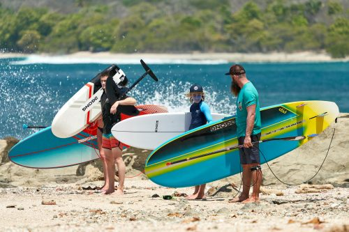 Surf, foil et SUP session plage PG malo