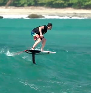 GONG FOIL ALLVATOR SURF/SUP FRONT WING PRO