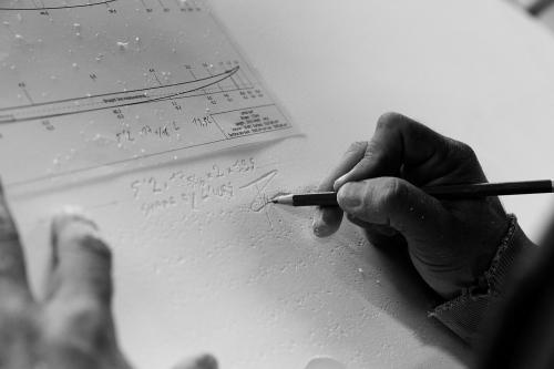 proto creation planche noir et blanc