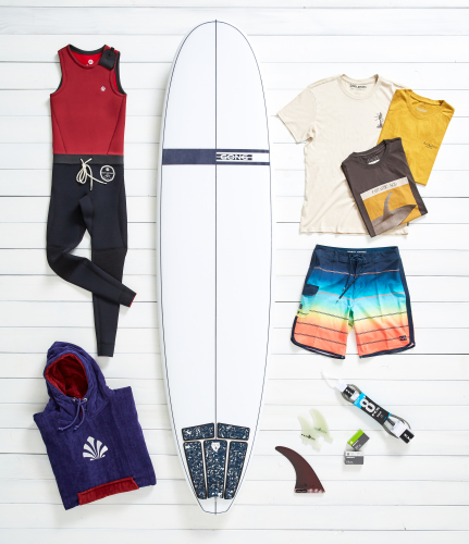 full surf equipment
