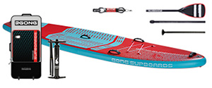 Pack inflatable SUP