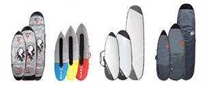 Boardbags and protections