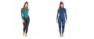 Wetsuits Femmes Hiver