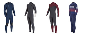 Wetsuits Hommes Hiver