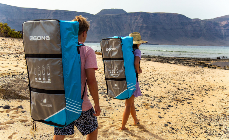 GONG SUP INFLATABLE CHIP PACK 11'0