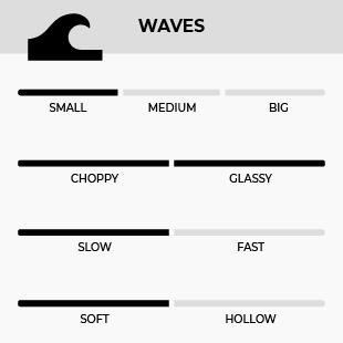 GONG SURF INCREDIBLE ORIGIN 2.0