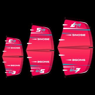 Wing rouge neon 3m2 5m2 et 7m2