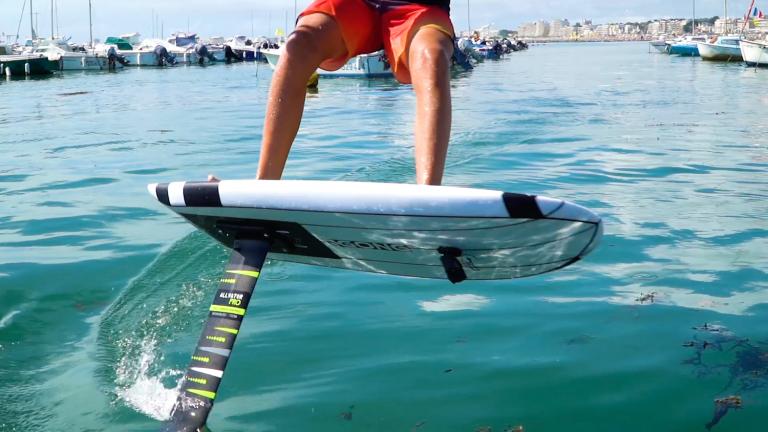 GONG SURF 100% FOIL MATATA EPS