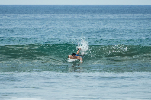 HOW TO : catching a wave …