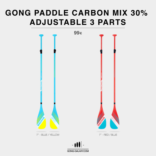 GEAR : NEW PADDLE CARBON …
