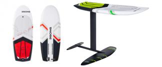 Pack surfoil
