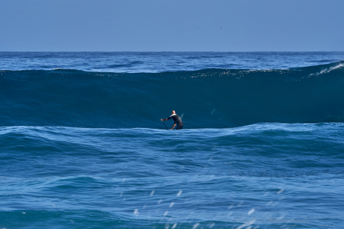 PHOTO : PADDLE OUT !!!