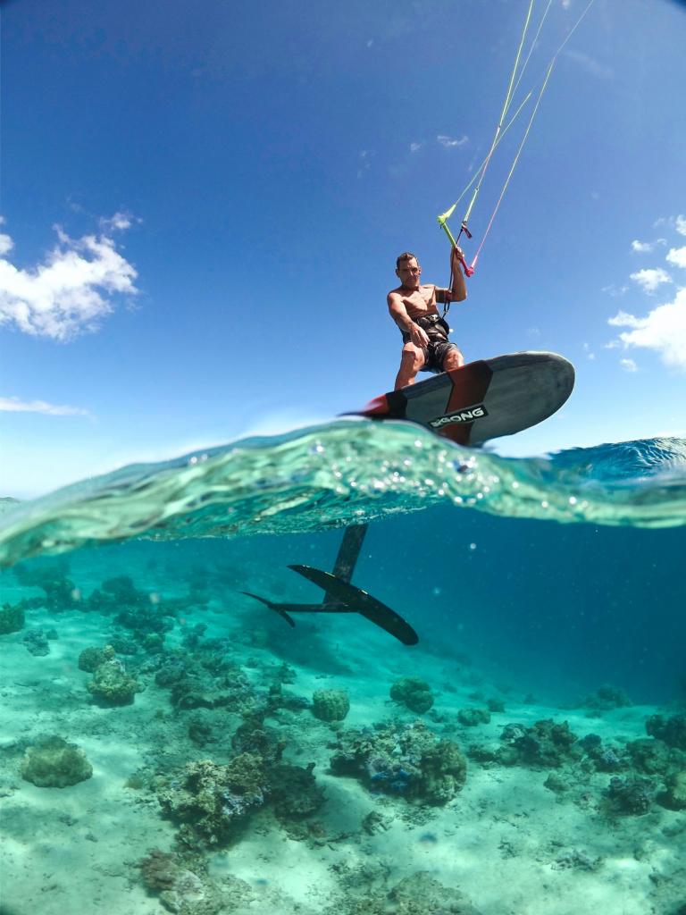 GONG SURF 100% FOIL MATATA FSP 2X