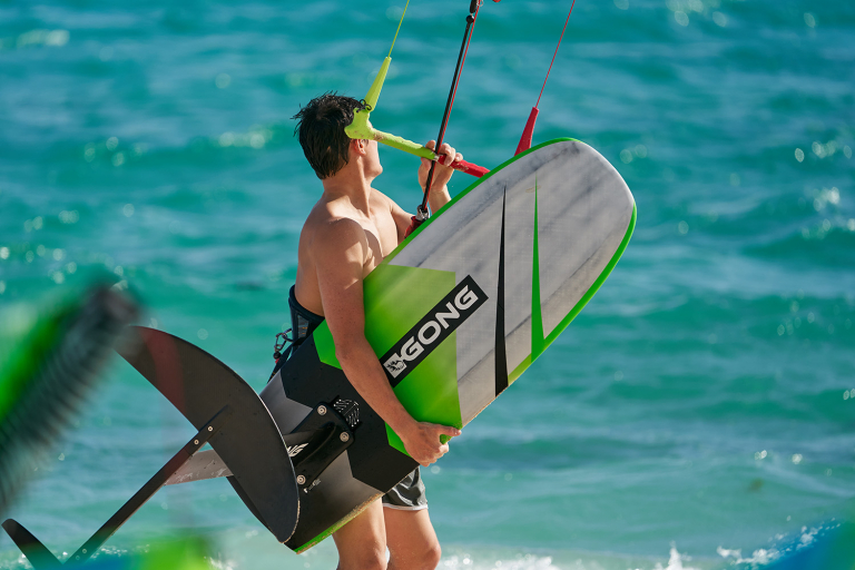 GONG KITEFOIL ALLVATOR FREEWAVE FULL CARBON