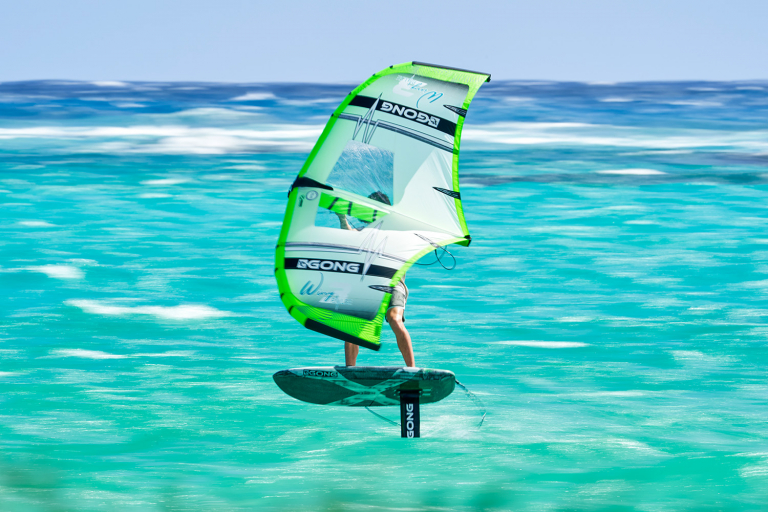 GONG FOIL ALLVATOR FRONT WING SURF/SUP PRO CLEAR