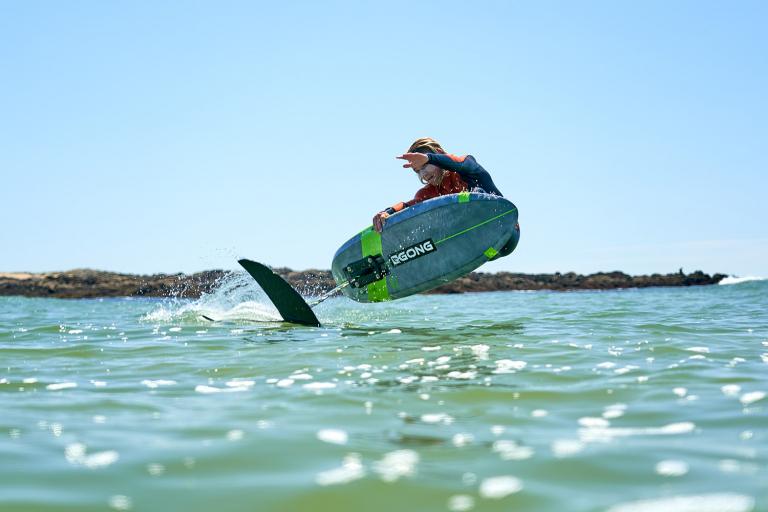 GONG SURF 100% FOIL LETHAL EPS