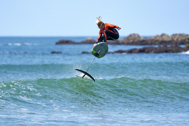 GONG SURFOIL ALLVATOR CURVE FULL CARBON