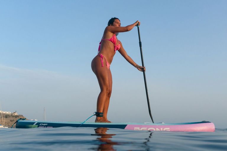 PACK GONG SUP INFLATABLE CHIP