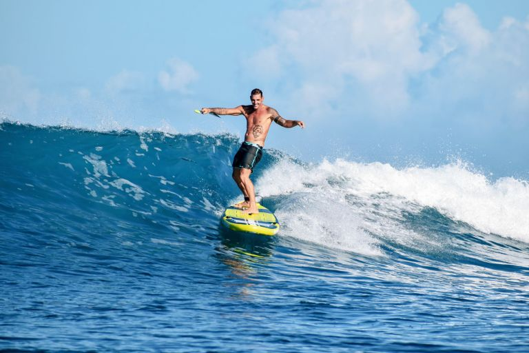 GONG SUP INFLATABLE COUINE MARIE LONGBOARD