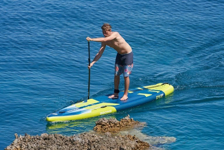 GONG SUP INFLATABLE COUINE MARIE CRUISING
