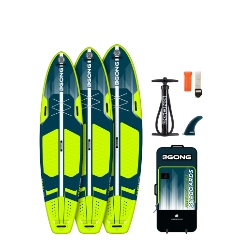 GAMME STAND UP PADDLE INFLATABLE ALLROUND