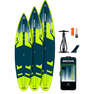 GAMME STAND UP PADDLE INFLATABLE CRUISING
