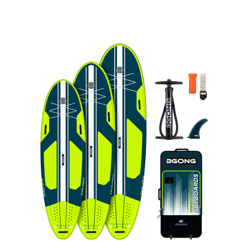 GAMME STAND UP PADDLE INFLATABLE LONGBOARD