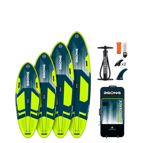 GAMME STAND UP PADDLE INFLATABLE SHORTSUP