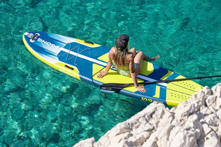 GONG SUP INFLATABLE COUINE MARIE ALLROUND