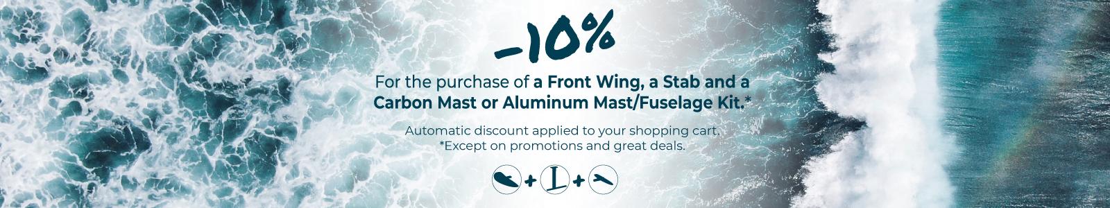 Wings/Stabs/Fuselages/Masts