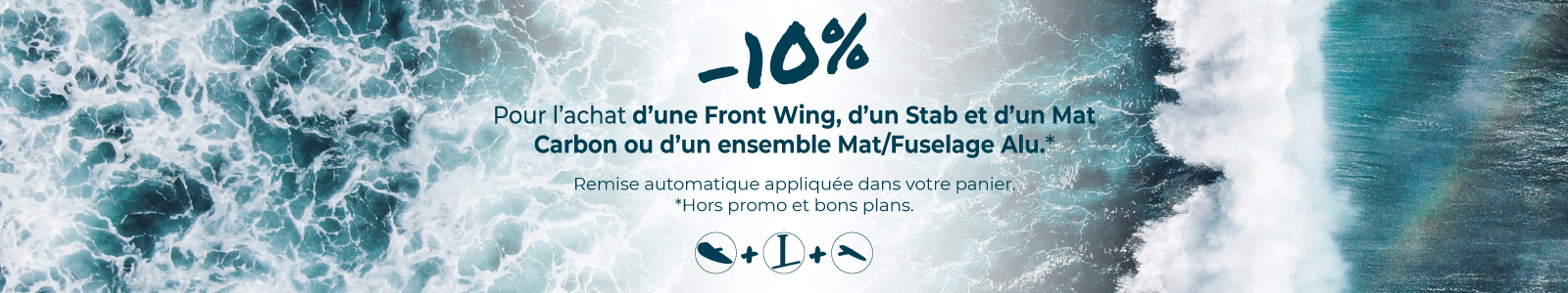 Ailes/Stabs/Fuselages/Mâts